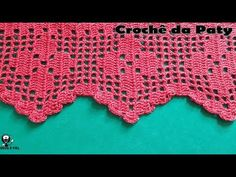 Filet Crochet, Crochet For Beginners, Crochet Baby, Crochet Projects, Diy And Crafts, Crochet Necklace, Projects To Try, Crochet Dishcloths, Crochet Bow Ties