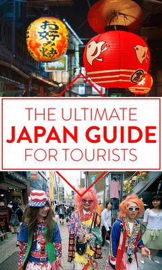 """In Japan, there are many rules, so don't forget your manners when traveling there."""