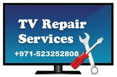 Give your TV, LCD or LED a complete repair care in Dubai with the help of expert UAE Technician's. For more information please dial +971-523252808 or visit at http://www.uaetechnician.com/tv-repair-services.html