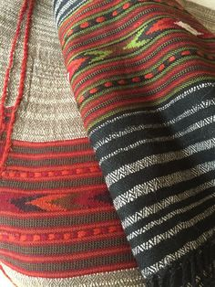 Hand-woven yak wool kullu shawls from Ladakh