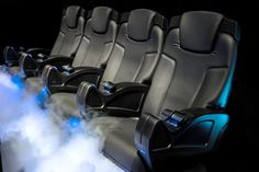 Our high-end, state-of-the-art SFX Motion Seat technology sets the stage to showcase various types of content in a variety of settings.