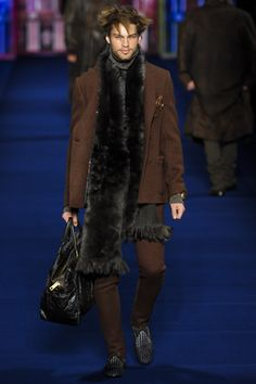 Etro Fall 2013 Menswear Fashion Show: Complete Collection - Style.com