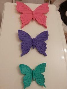 Polyester kelebek