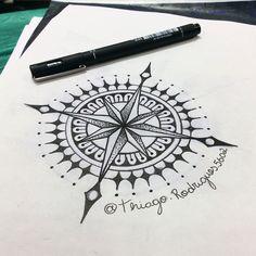 #blackwork #thiagorodriguestattoo #tattoo #tattooed #tattooing #tattooart…