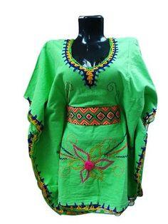 blusas mantas wayuu guajiras vestidos trajes