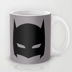 Training To Be Bat man  Mug by Salina Ayala - $15.00