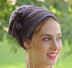 My Favorite Shape Purple Sinar tichelHair by SaraAttaliDesign ♥♥ Want to see more? My shop https://www.etsy.com/shop/SaraAttaliDesign