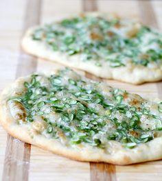 Garlic Scape & Brie