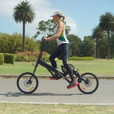 """Bionic Runner combines cycling and jogging for """"injury-free"""" running"""