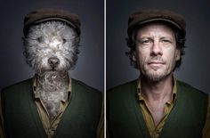 5 | Woof-Alikes: Dogs Dressed As Their Humans | Co.Create | creativity + culture + commerce