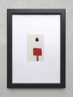 Gelato von pinsel2000 gibt es auf www.pabloart.ch für CHF 100 zu kaufen. Viele weitere schöne Kunstwerke aufstrebender, talentierter KünstlerInnen auf www.pabloart.ch Gelato, Chf, Inspirational Wall Art, Symbols, Posters, Illustrations, Artists, Frame, Home Decor