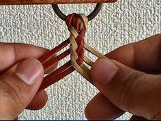 Trenza de 8 cabos