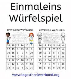 36 besten Mathespiele Grundschule Bilder auf Pinterest in 2018 ...