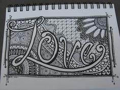 Sweet Love by cmc designs, via Flickr