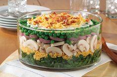majestic-layered-salad-55636 Image 1