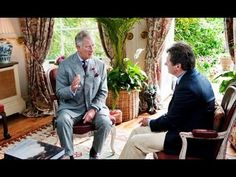 (48) Highgrove: Alan Meets Prince Charles - YouTube