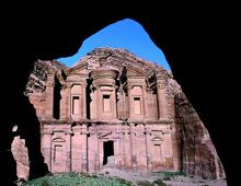 An Introduction To Petra, Jordan Travel Log, Travel Tours, Jordan Tours, Jordan Travel, Ancient Ruins, Tour Operator, Tour Guide, Mount Rushmore, Places To Go
