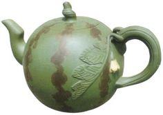 objects: yixing teapot