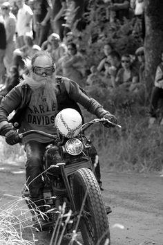 old biker
