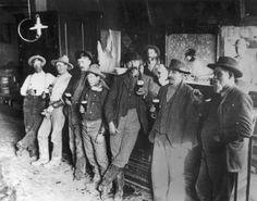 Saloon in Morrison, Colorado :: 1885