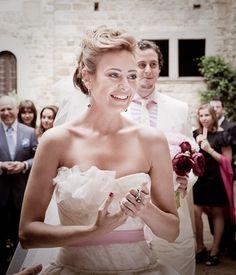 Matrimonio da favola colorato per Tanya e Jamil