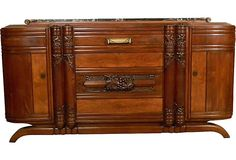 French Art Deco-Style Credenza on OneKingsLane.com