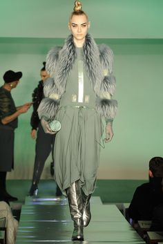 "Jean Paul Gaultier RTW Fall 2014-""Fashion Takes Off"""
