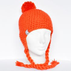Design Your Own Peruvian Style Tassel Pompom Bobble Beanie
