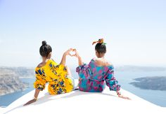 We Heart Santorini