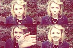 Love Cassie she's deffinately my favourite character out of the generation Skins Generation 1, Pretty People, Beautiful People, Cassie Skins, Hannah Murray, Skins Uk, Celebs, Celebrities, Her Smile