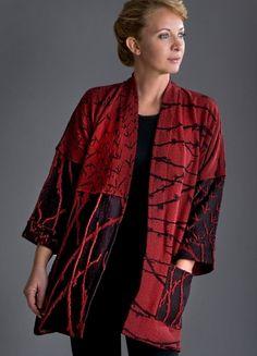 Beautiful Jackets by Chris Triola Designs.