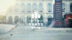 Nomad  - The Invisible Ramps. Nomad created a series of ramps camouflaged within the city, launching an outdoor campaign where billboards we...