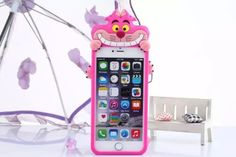 2015-Cute-Alice-In-Wonderland-Cheshire-Cat-Silicone-Back-Case-For-Apple-iPhone