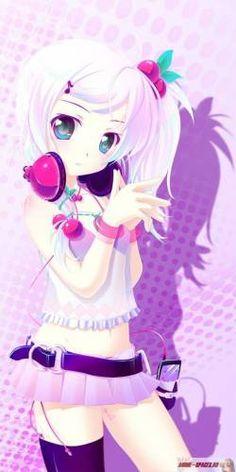 anime girl - Арты - Картинки пользователей - Фотоальбомы - ANIME-SPACES