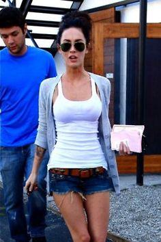 love her casual look