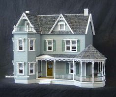 Dolhouse Kits:Victorian Dollhouses, Wooden Dollhouses and more.