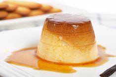 Desert: Cremă de zahăr ars cu nucă de cocos | Retete culinare - Romanesti si din Bucataria internationala