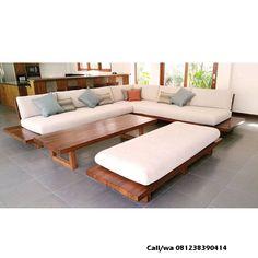 Living Room Decor Colors, Living Room Sofa Design, New Living Room, Living Room Sets, Design Bedroom, Sofa Furniture, Living Room Furniture, Furniture Design, Wooden Furniture