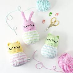 862 Best Haken Kleine Dingen Images Handarbeit Yarns Crochet Doilies