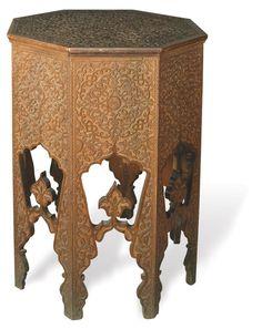 the masterpiece of oriental wooden furniture www.kabul-art.com