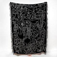Designed by Norwegianartist Espen Friberg, the Forster Throw is a wovencotton blanketthat issuitable for the...