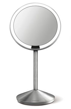 simplehuman Mini Countertop Sensor Makeup Mirror (5 Inch) available at…