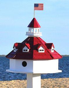 Signature Annapolis Lighthouse Birdhouse