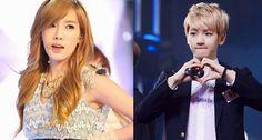 Girls' Generation's Taeyeon & EXO's Baekhyun dating? - Latest K-pop News - K-pop News   Daily K Pop News