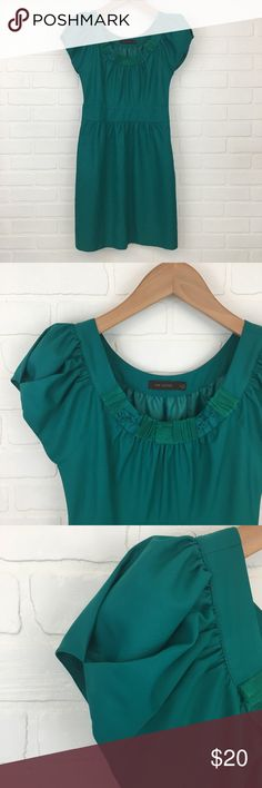 The Limited Ruffle Neckline Dress Size 6.  The Limited Dress with ruffle detail at neckline. The Limited Dresses