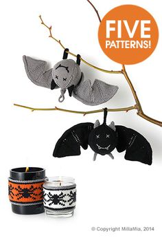 MillaMia Halloween Patterns | Deramores