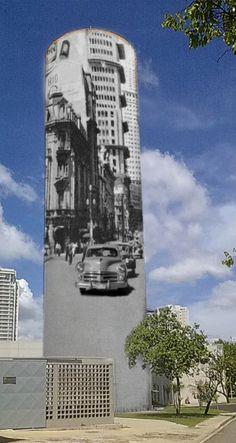 Eduardo Kobra. #eduardokobra http://www.widewalls.ch/artist/eduardo-kobra/