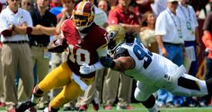 NFL: Robert Griffin III dislocates ankle in Washington win, New Orleans lose again