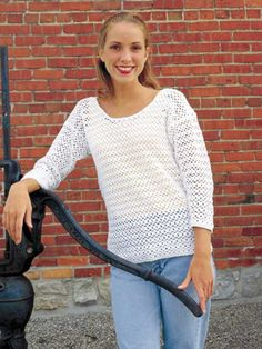 A very simple basic crochet design for a pull over free pattern lets crochet summer tops patterns dt1010fo
