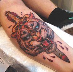 Jethro tiger sword